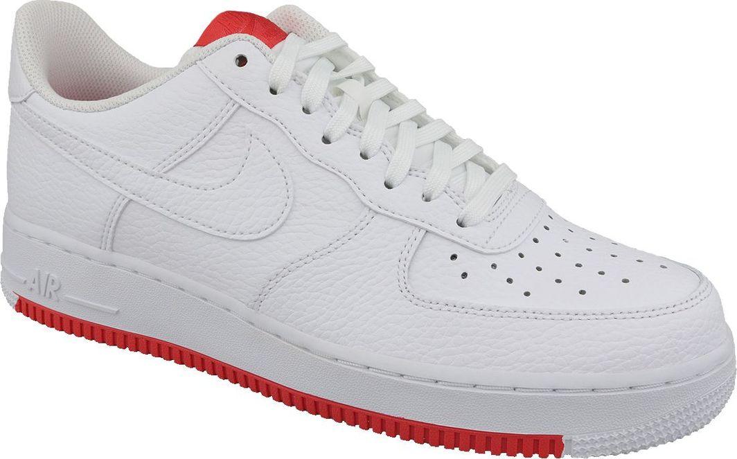 Nike Buty męskie Air Force 1 '07 białe r. 43 (AO2409 101) ID produktu: 6014649