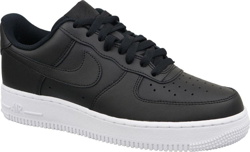 Shoes Men Nike Air Force 1 '07 AA4083 015 (Black) | Shop