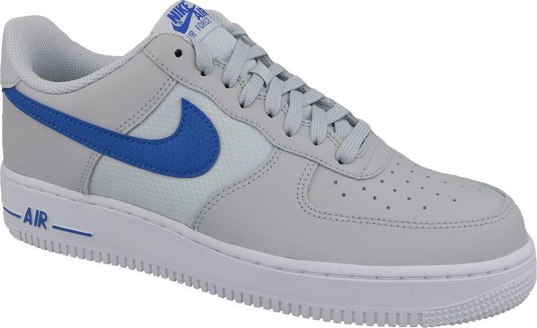 Nike Buty męskie Air Force 1 '07 LV8 szare r. 43 (CD1516 002) ID produktu: 6014684