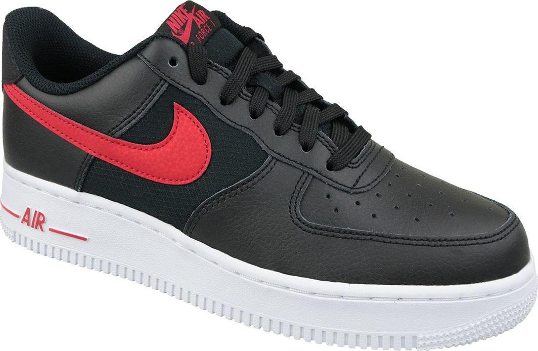 Nike Buty męskie Air Force 1 '07 LV8 czarne r. 44 (CD1516 001) ID produktu: 6014689