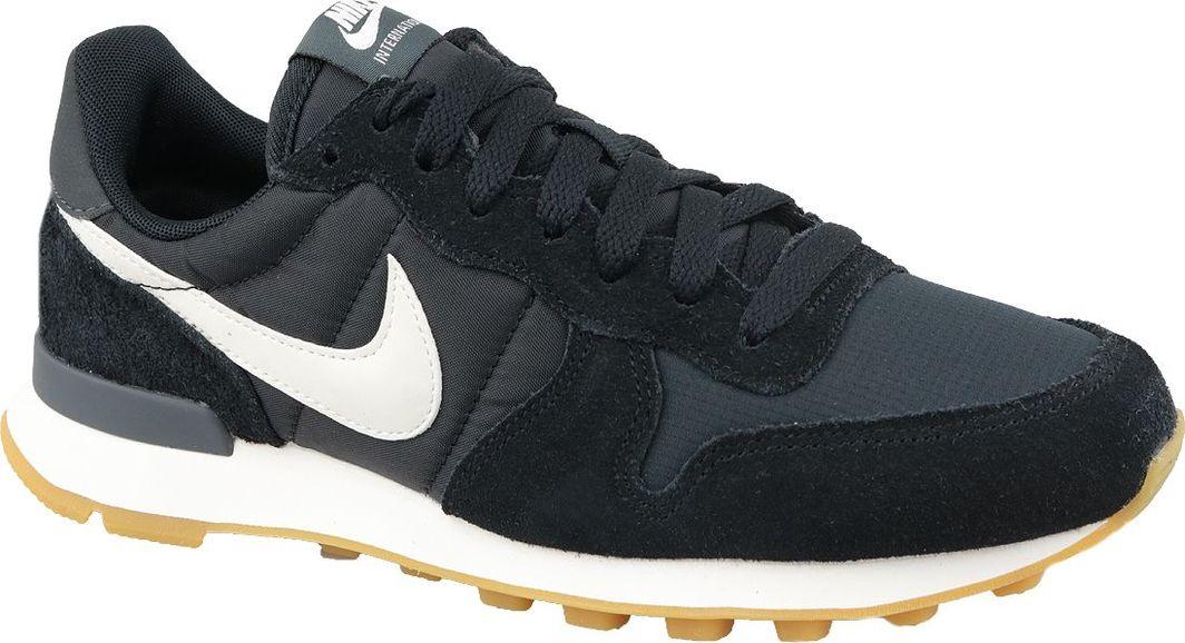 Nike Buty damskie Internationalist czarne r. 37.5 (828407 021) ID produktu: 6014919