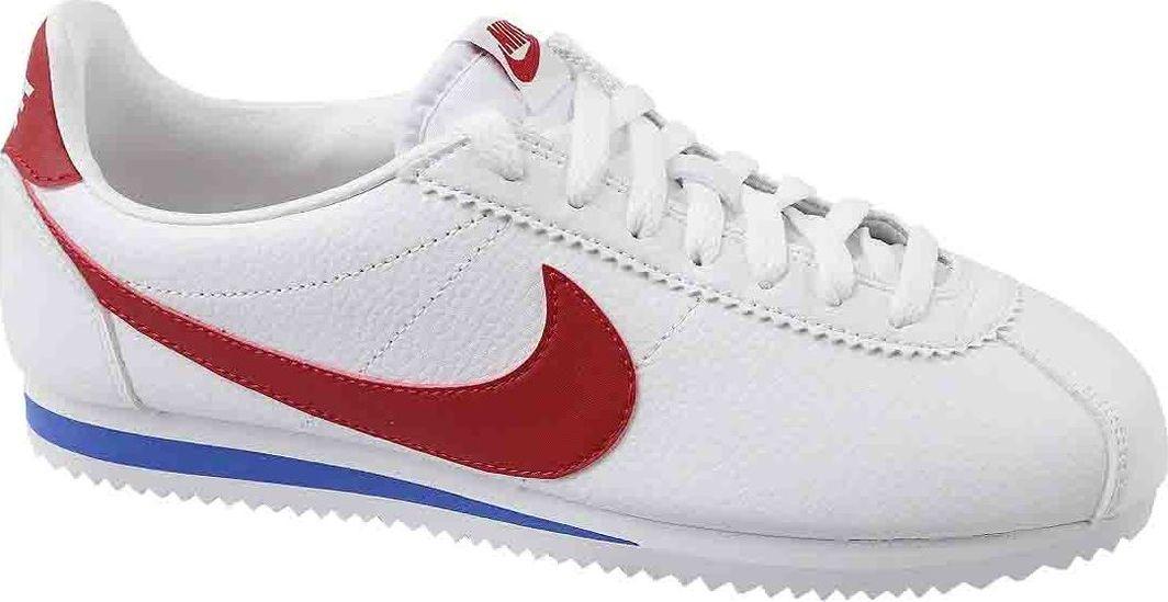 Pierwsze spojrzenie najnowsza kolekcja duża zniżka Nike Nike Wmns Classic Cortez Leather 807471-103 białe 36,5 w  Sklep-presto.pl