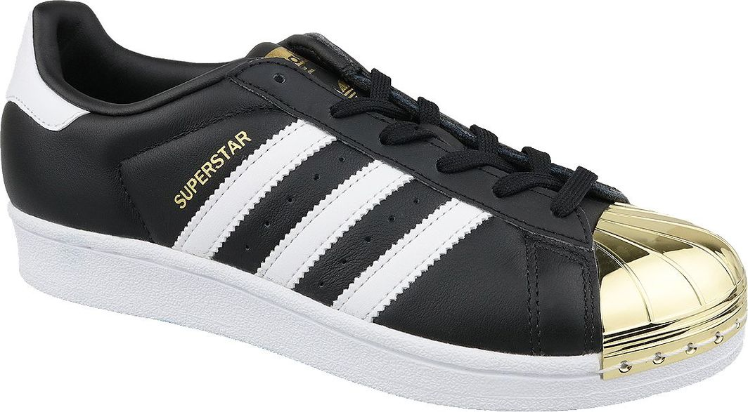 Adidas Buty damskie Superstar W Metal Toe czarne r. 36 (BB5115) ID produktu: 6014937