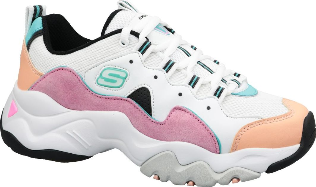 Skechers Buty damskie D'Lites 3.0 Zenway białe r. 39.5 (12955 WPKB) ID produktu: 6015095