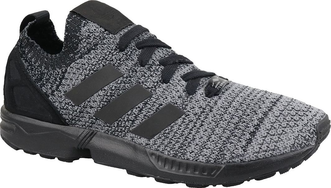 Adidas Buty męskie Originals Zx Flux Primeknit czarne r. 43 13 (BZ0562) ID produktu: 6015152