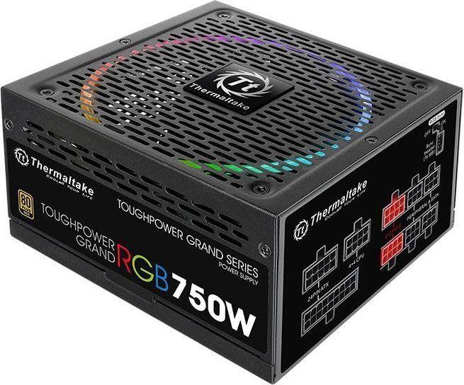 Zasilacz Thermaltake Toughpower Grand RGB 750W (PS-TPG-0750FPCGEU-S) 1