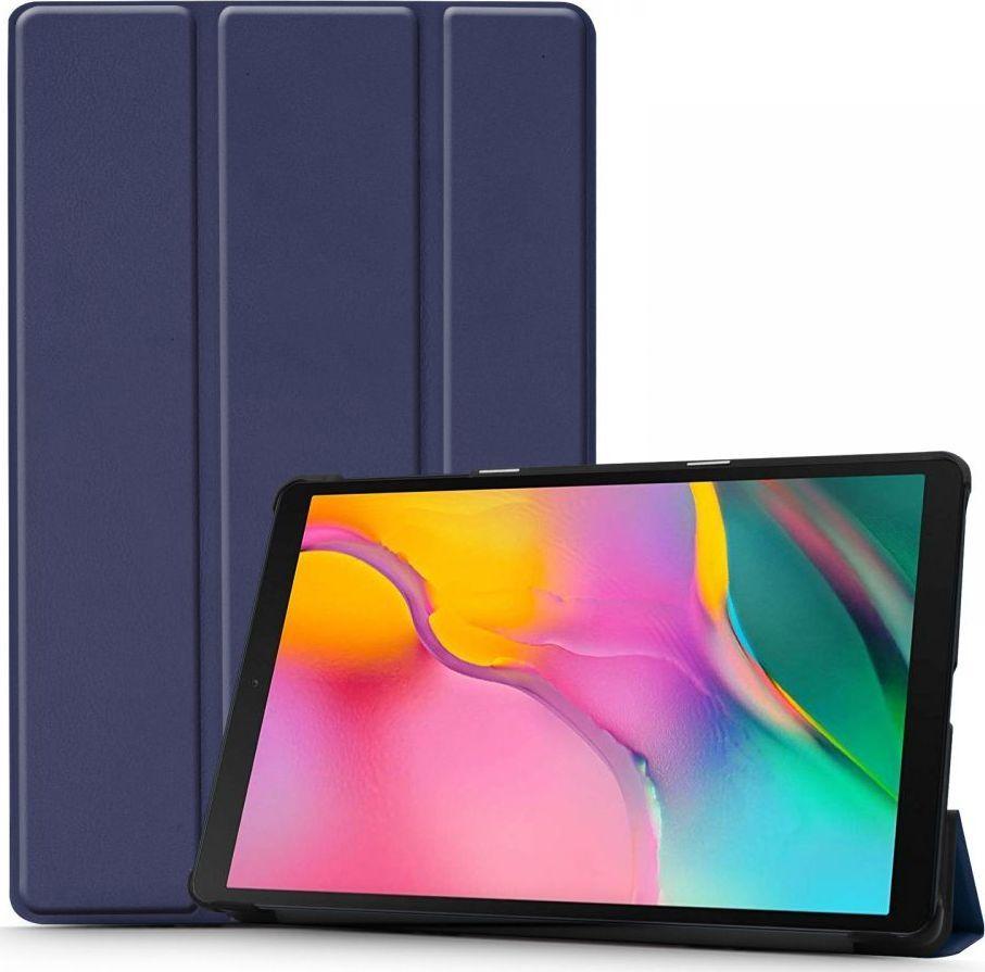 Etui do tabletu Tech-Protect Smartcase Galaxy Tab A 10.1 2019 T510/t515 Navy 1