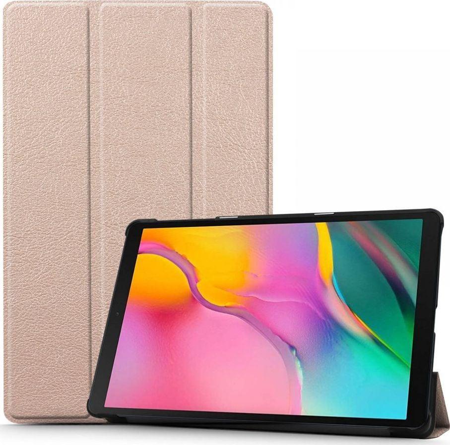 Etui do tabletu Tech-Protect Smartcase Galaxy Tab A 10.1 2019 T510/t515 Rose Gold 1
