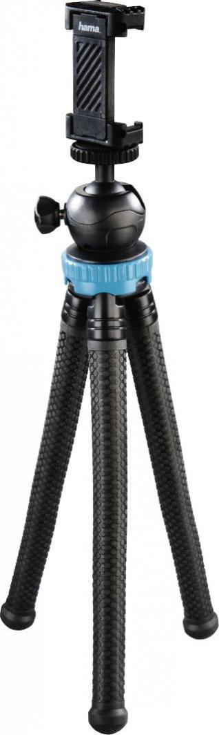 Selfie stick Hama Mini statyw 3w1 Flexpro Niebieski 1