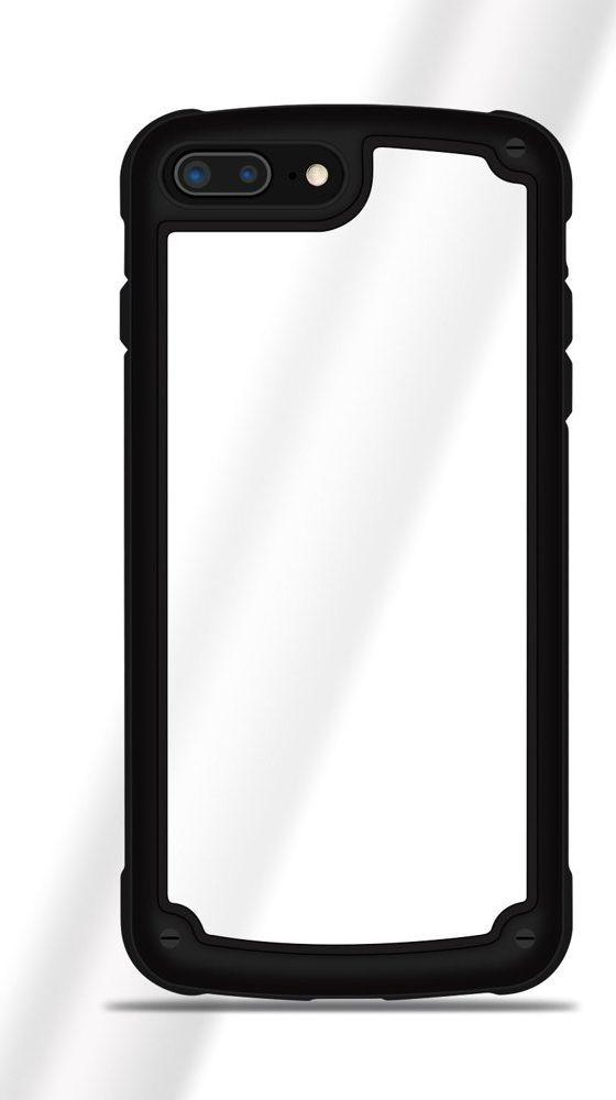 Hurtel Solid Frame etui wytrzymały pokrowiec z żelową ramką Huawei Mate 20 Lite czarny uniwersalny 1