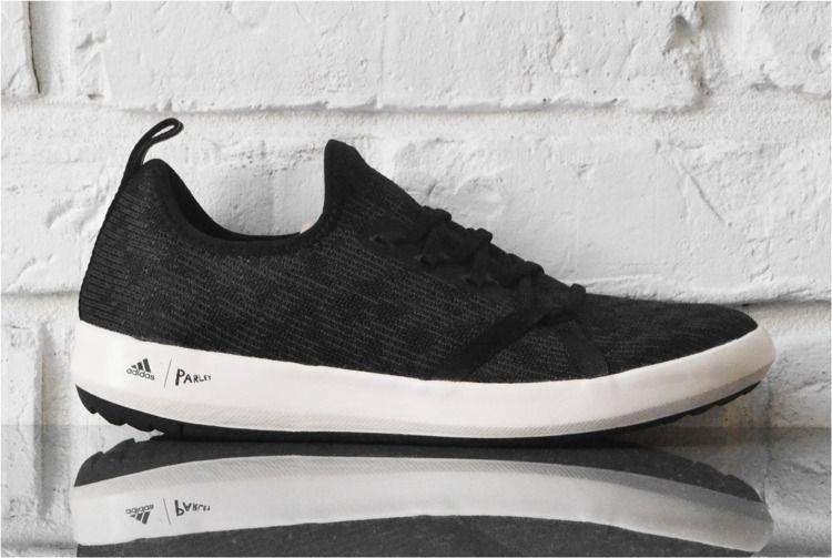 Adidas Buty męskie Terrex Climacool Boat Parley czarne r. 44 (DB0899) ID produktu: 6028000