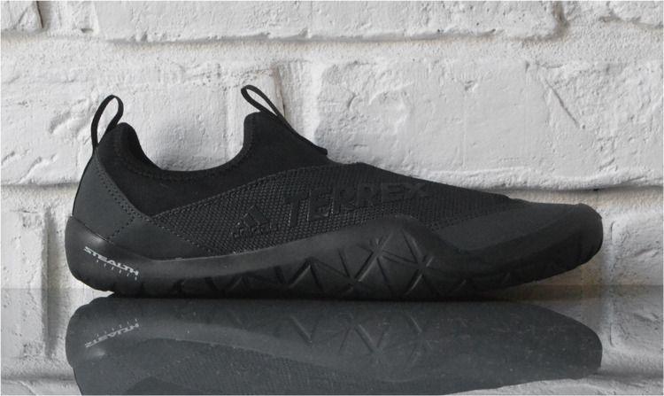 Adidas Buty męskie Terrex Climacool Jawpaw II czarne r. 46 (CM7531) ID produktu: 6028153