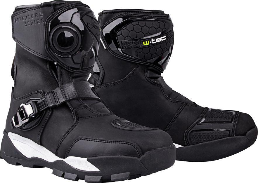 W TEC Buty motocyklowe W TEC Grimster Kolor Czarny, Rozmiar 42 ID produktu: 6031924