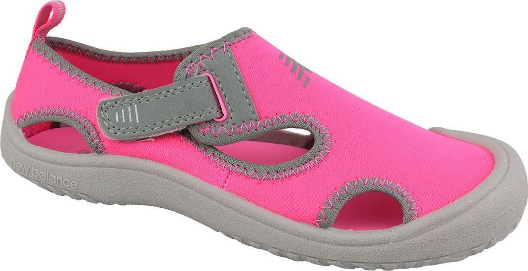 New Balance Sandały dziecięce K2013 różowe r. 35 (K2013PKG) ID produktu: 6032867