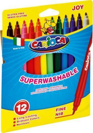 Carioca Pisaki Joy 12 kolorów 1