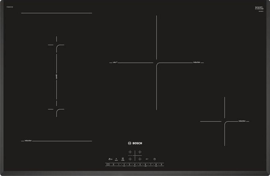Płyta grzewcza Bosch PVS851FB5E 1