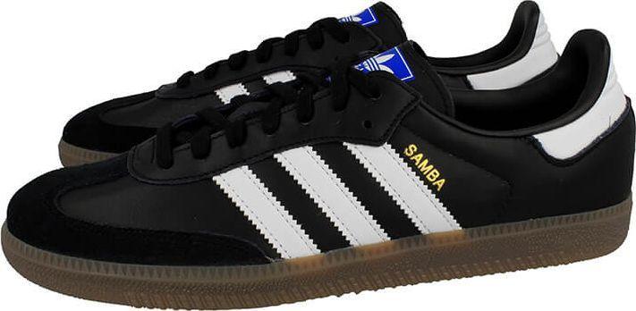 Adidas Buty m?skie Samba OG czarne r. 46 (B75807) ID produktu: 6039131