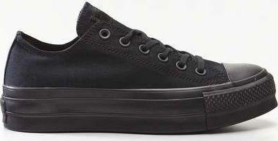 Converse CHUCK TAYLOR ALL STAR LIFT 926 BLACK BLACK BLACK 40 damskie czarny ID produktu: 6039664