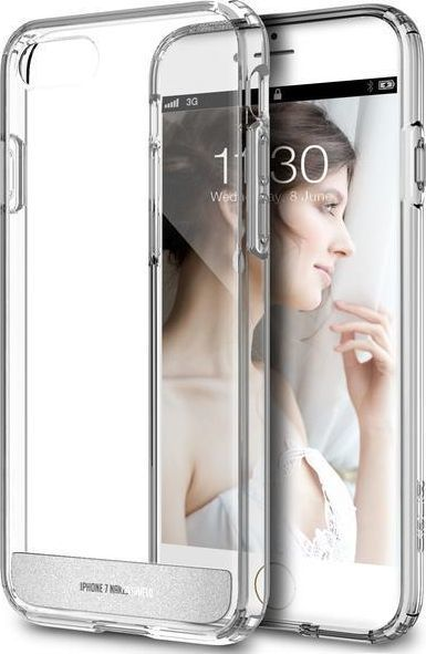 Obliq Obliq Naked Shield - Etui Iphone 8 / 7 (clear) 1
