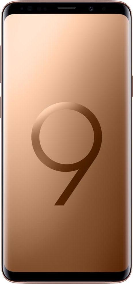 Smartfon Samsung Galaxy S9 Plus 6/64GB Dual SIM Złoty  (SM-G965FZD) 1