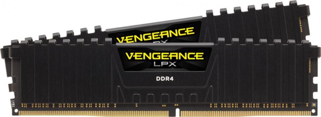 Pamięć Corsair Vengeance LPX, DDR4, 16 GB, 3600MHz, CL18 (CMK16GX4M2D3600C18) 1