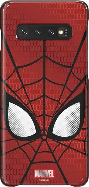 Samsung Etui Smart Cover Galaxy S10+ Spiderman (GP-G975HIFGHWD) 1
