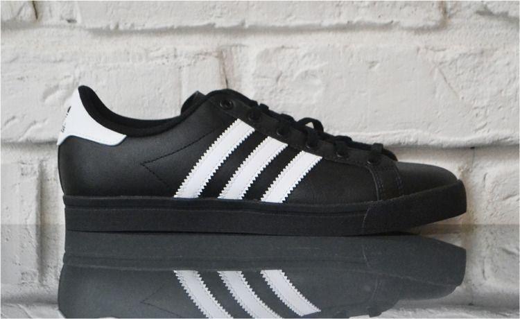 Adidas Buty dziecięce Coast Star czarne r. 38 (EE9699) ID produktu: 6046941