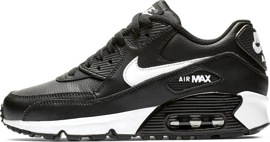 Nike Buty NIKE AIR MAX 90 LTR GS (833412 025) 39 ID produktu: 6047387