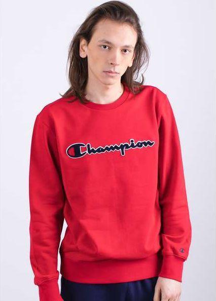 bluza champion damska czerwona