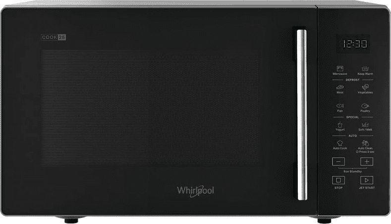 Kuchenka mikrofalowa Whirlpool MWP251SB 1
