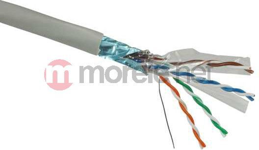 Solarix Cat. 6 FTP PVC Szary SXKD-6-FTP-PVC 1