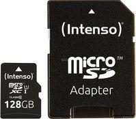 Karta Intenso MicroSDXC 64 GB Class 10 UHS-I  (3423491) 1