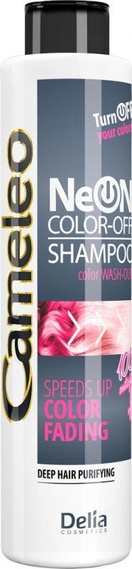 Delia Szampon do włosów Cameleo Neon Color-Off wymywający kolor 200ml 1
