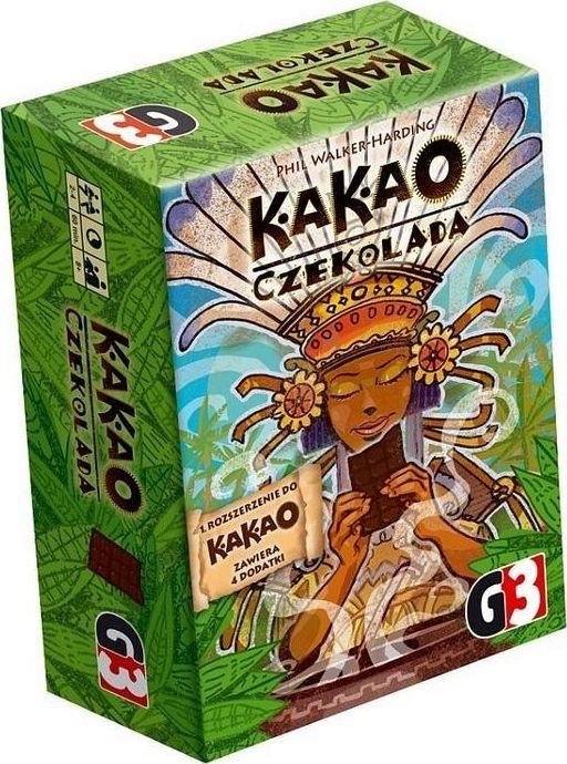 G3 Gra planszowa Kakao: Czekolada 1