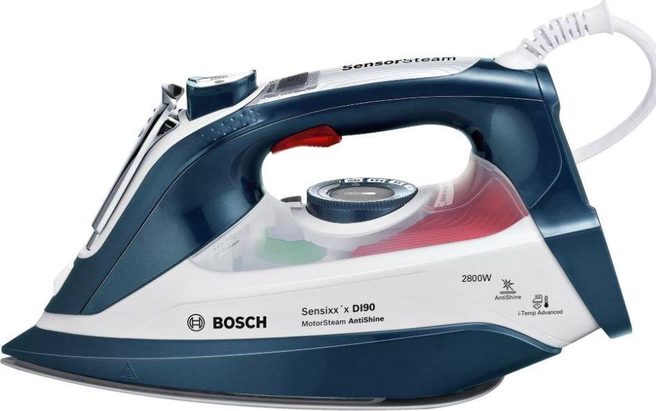 Żelazko Bosch Sensixx'x TDI902836A 1