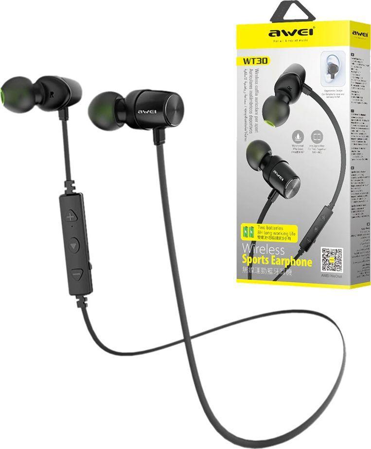 Słuchawki Awei WT30BL (AWEI038BLK) 1