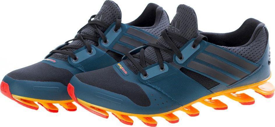 Adidas Buty męskie Springblade Solyce niebiesko szare r. 43 13 (AQ5240) ID produktu: 6062217