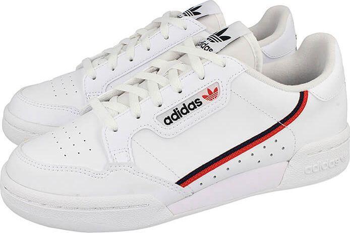 adidas Continental 80 F99787 buty dziecięce białe | e