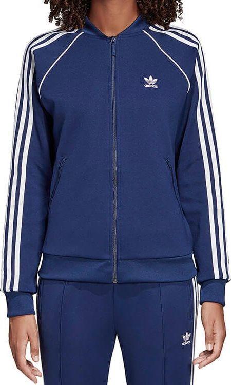 Adidas Bluza damska Originals Sst granatowa r. S (DV2633) ID produktu: 6069350