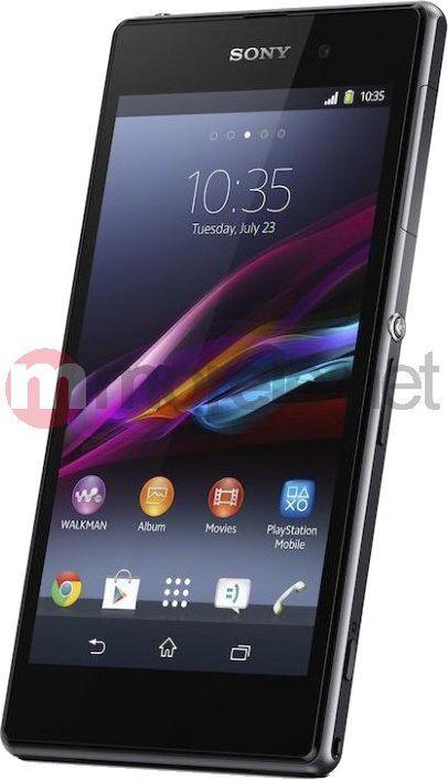 Smartfon Sony 16 GB Czarny  (C6903BLACK) 1