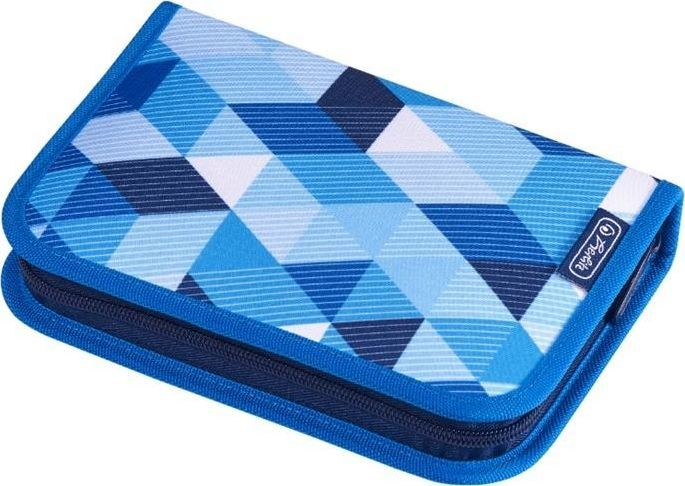 Piórnik Herlitz Piórnik 31 części Blue cubes 1