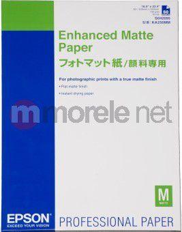 Epson Enhanced Matte Paper A2 50 akr C13S042095 1