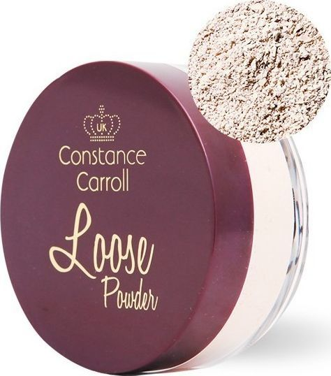 Constance Carroll Puder sypki Loos Powder nr 01 Natural Beige 12g 1