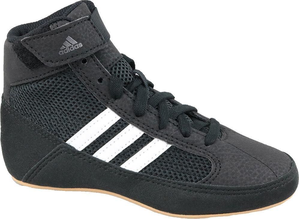Adidas Buty dziecięce Havoc czarne r. 32 (AQ3327) ID produktu: 6079530