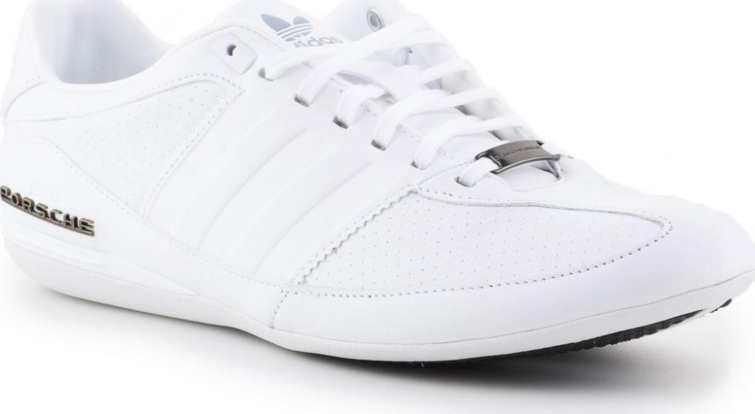 buty zimowe adidas białe