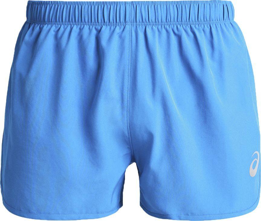 Asics Spodenki męskie Silver Split Short niebieskie r. S (2011A008 400) ID produktu: 6082028