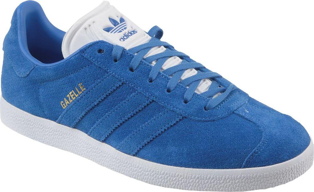 Adidas Buty damskie Gazelle niebieskie r. 36 23 (BZ0028) ID produktu: 6082214
