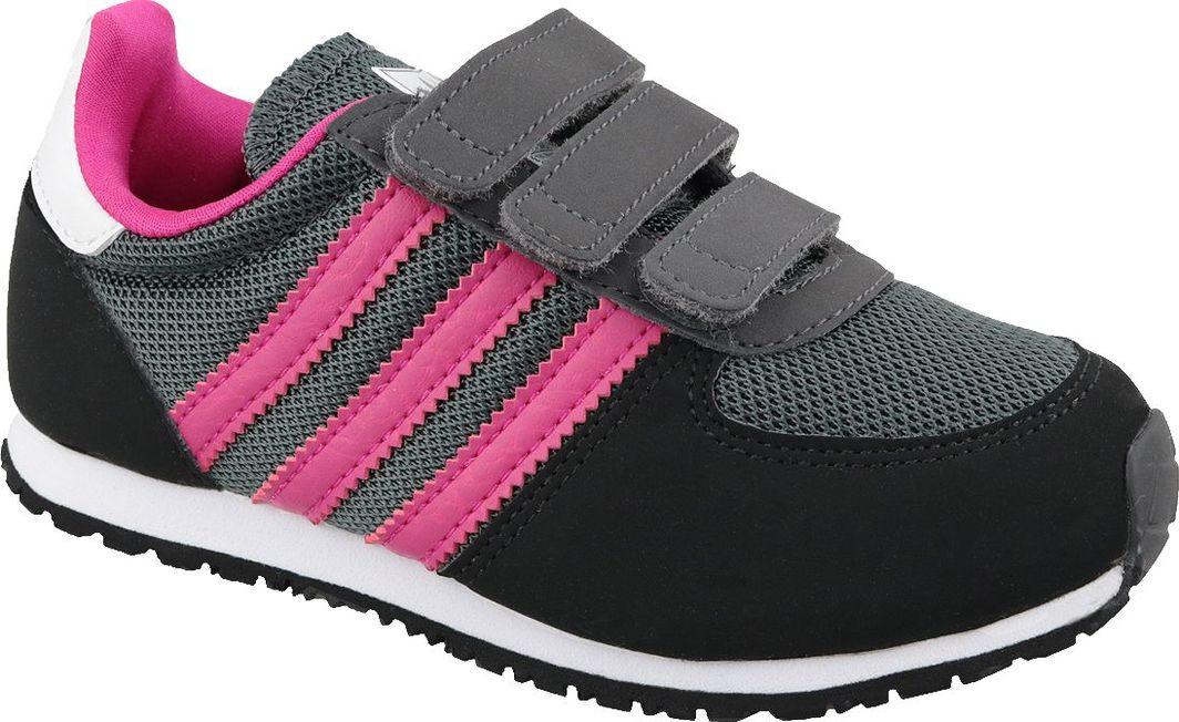 Adidas Buty dziecięce Adistar Racer Cf szare r. 31 (M17118) ID produktu: 6082405
