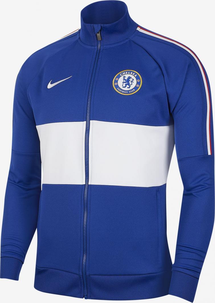 Nike Bluza męska Chelsea Fc I96 Jkt niebieska r. XL (AO5447 495) ID produktu: 6083610