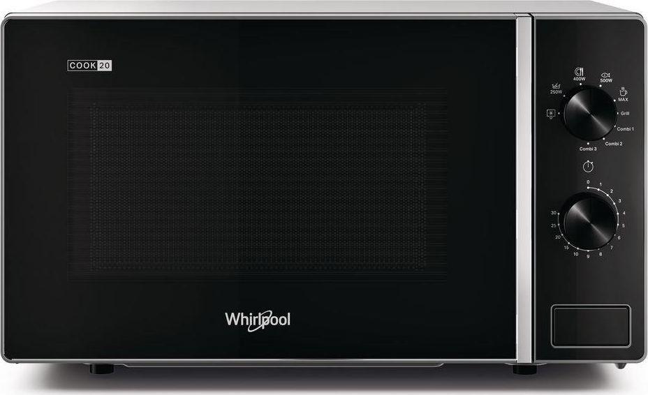 Kuchenka mikrofalowa Whirlpool MWP103SB 1